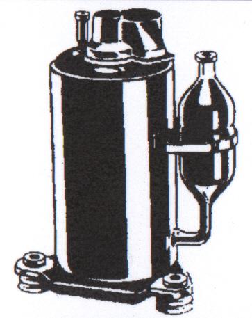制冷流体机械讲座--回转式制冷压缩机-涡旋式制冷压缩