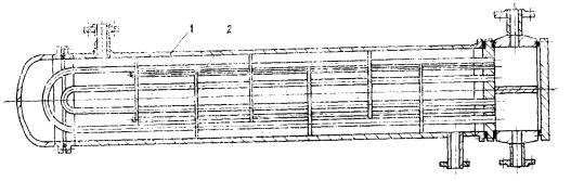 间壁式换热器结构分类及其清洗