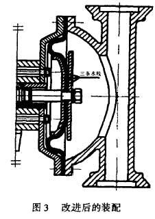 气动隔膜泵的结构改进图片