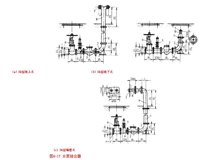 消防水泵电路接线图